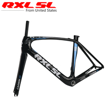 Carbon Frame Bicycle Frames RXL SL Road Bike Ultra-light Breaking Wind UD Gloss/Matte BSA68 Carbon Frame