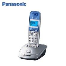 Panasonic KX-TG2511RUS DECT телефон, ЭКО-режим, возможность установки на стене, время/дата на дисплее, голубая подсветка дисплея, Caller ID, кнопка поиска трубки, 10 мелодий звонка, телефонный справочник на 50 записей