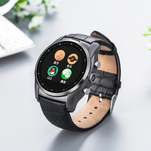 New Arrival font b SmartWatch b font Bluetooth HD Touch Screen Wrist Watch with ECG Heart