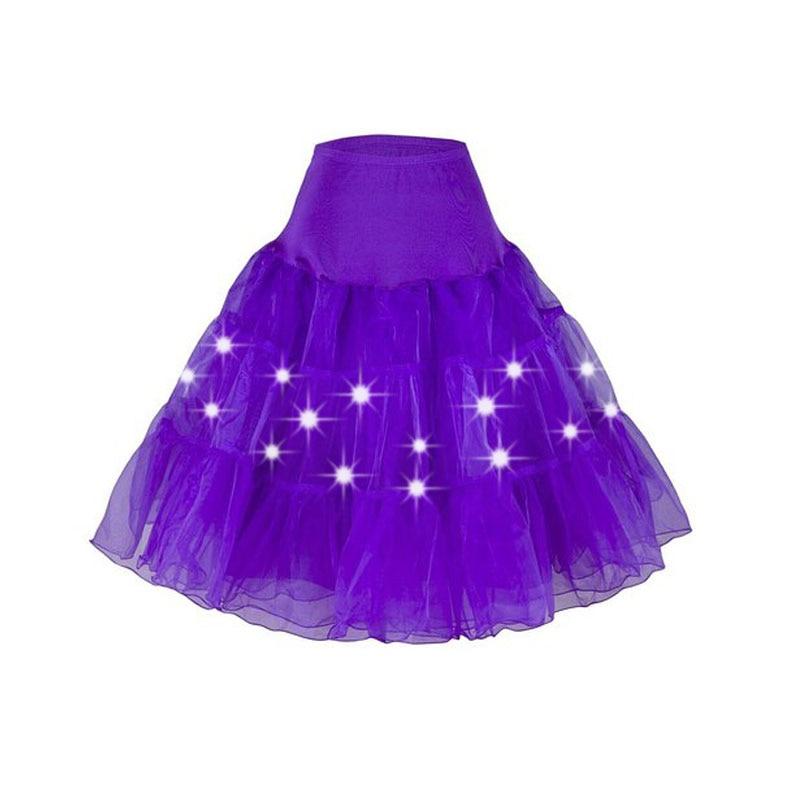 Светодиодные юбки