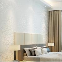 Papel Parede Hot Sale Simple Moden Wallpaper 3D Big Flower Mural Non Woven Room Decor Wallpapers