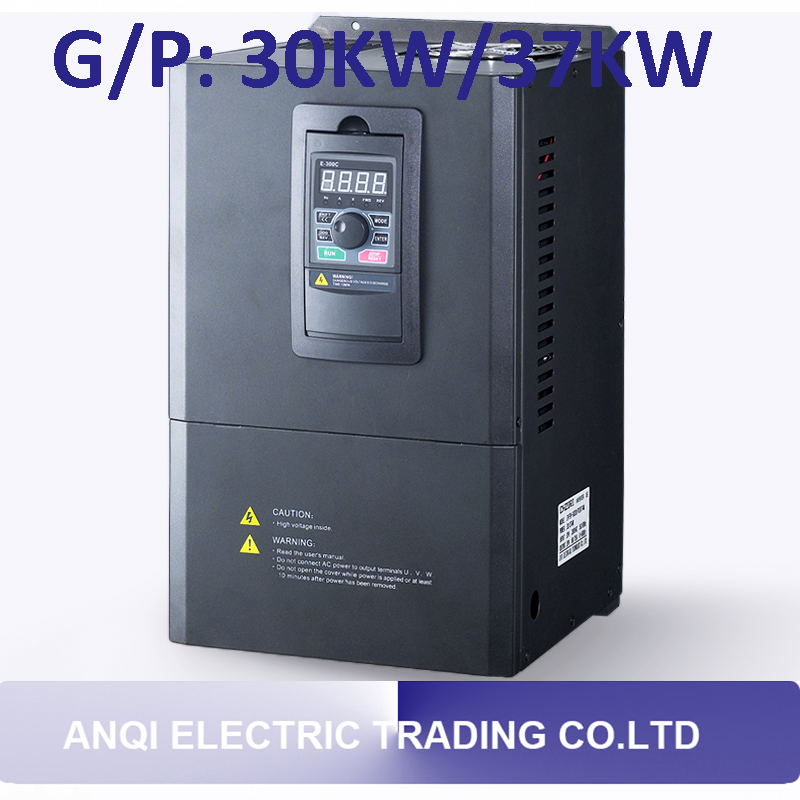 G/P low voltage 30KW/37KW frequency converter 3PH ac-dc-ac VFD VC variable frequency drive ac drive frequency changer npl p 43 37 купить