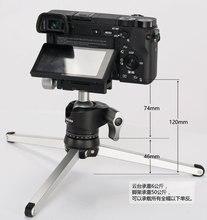 Mini Table Tripod Replaces Compatible for Fujifilm X-Pro1, X-Pro2 X-A1, X-A2, X-E1, X-E2 1 X-M1 X-T1 X-T2 X-T10  Portable Tripod