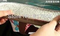 бесплатная доставка обед сумка организатор алюминизированные открытый почтовый сумка для пикника печатные издания случайное сочетание для конструкции сумки подарок 128