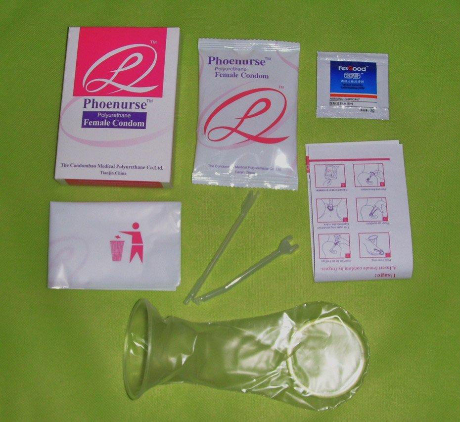 Женский презерватив инструкция