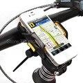 Motocicleta de la bici del sostenedor del montaje del teléfono celular móvil para huawei p9/lite/honor 8/oneplus one plus 3 t/3/2/meizu/xiaomi redmi 3 s/nota 4
