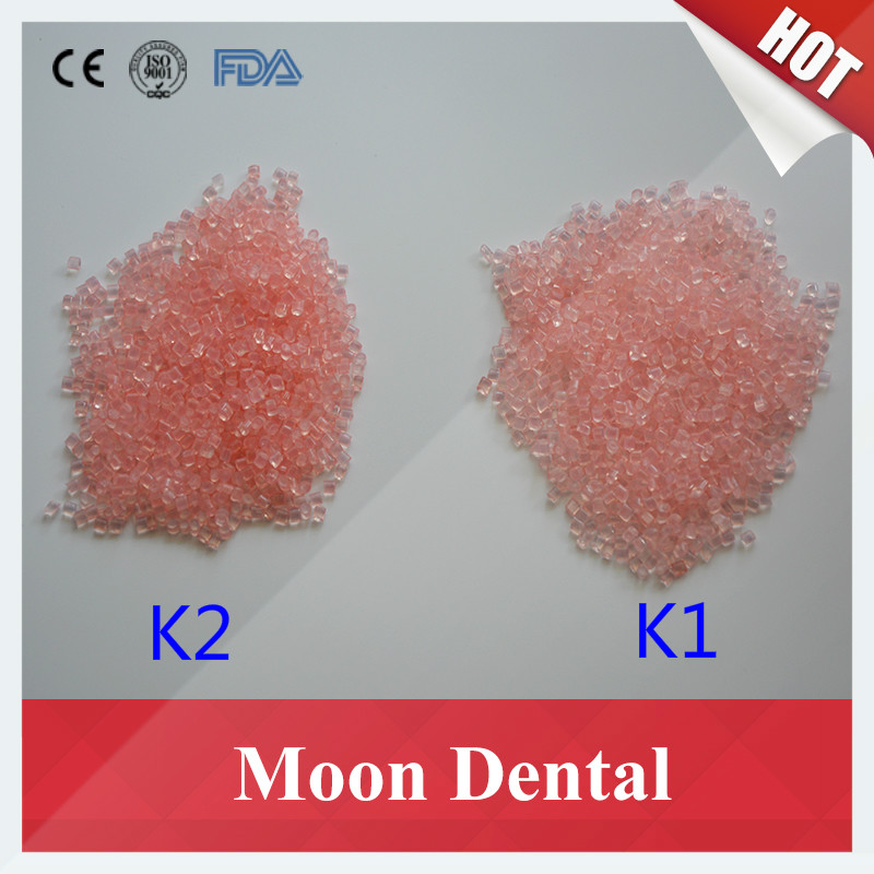 2 KG/bag K1 K2 K3 Pink Color No Harmful Dental Material Valplast Flexible Resin Material for Denture Injection System Machine new 6 kg bags a1 a2 dental valplast acrylic flexible resin material granule denture particle teeth dental lab partial pink