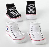 12 пар/лот, подходит для 0 - 6 месяцев бесплатная доставка детские носки, носок уличной обуви, новорожденного носки, хлопок дети чулки