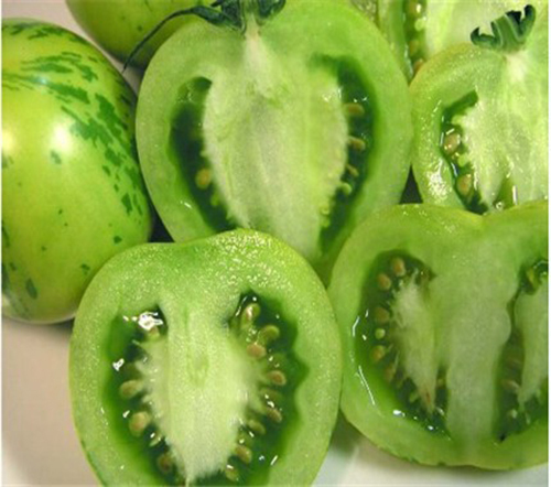 verduras con semillas