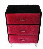 bart Bike диван коробка для ювелирных изделий / коньках / Кэт леди должны быть 3 слой ящик