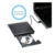 [Navio do Armazém Local] USB 3.0 CD/DVD RW Burner Escritor Unidade Óptica Externa CD Player de DVD Portátil para iMACBOOK Laptop pc