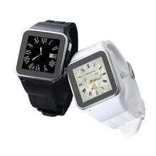 2016 CuterWatch Android/iOSบลูทูธสมาร์ทนาฬิกาM1กีฬานาฬิกาสมาร์ทที่มีซิม,จีพีเอสป้องกันการสูญเสียS Mart W Atchเอชแอลจัดส่งฟรี