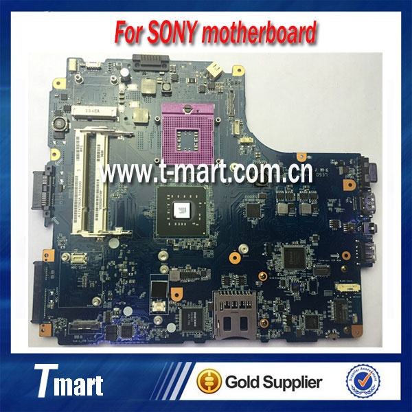 ФОТО 100% Original laptop motherboard MBX-218 A1747083A For Sony M851 Motherboard Work Perfect