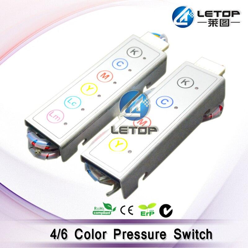 все цены на Hot sales! Large format inkjet printer 4 color pressure system онлайн