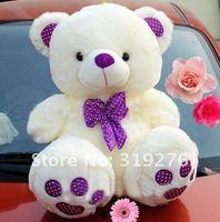 30 cmteddy медведя плюшевые куклы детская игрушка любителей подарок оптовая продажа и в розницу бесплатная доставка