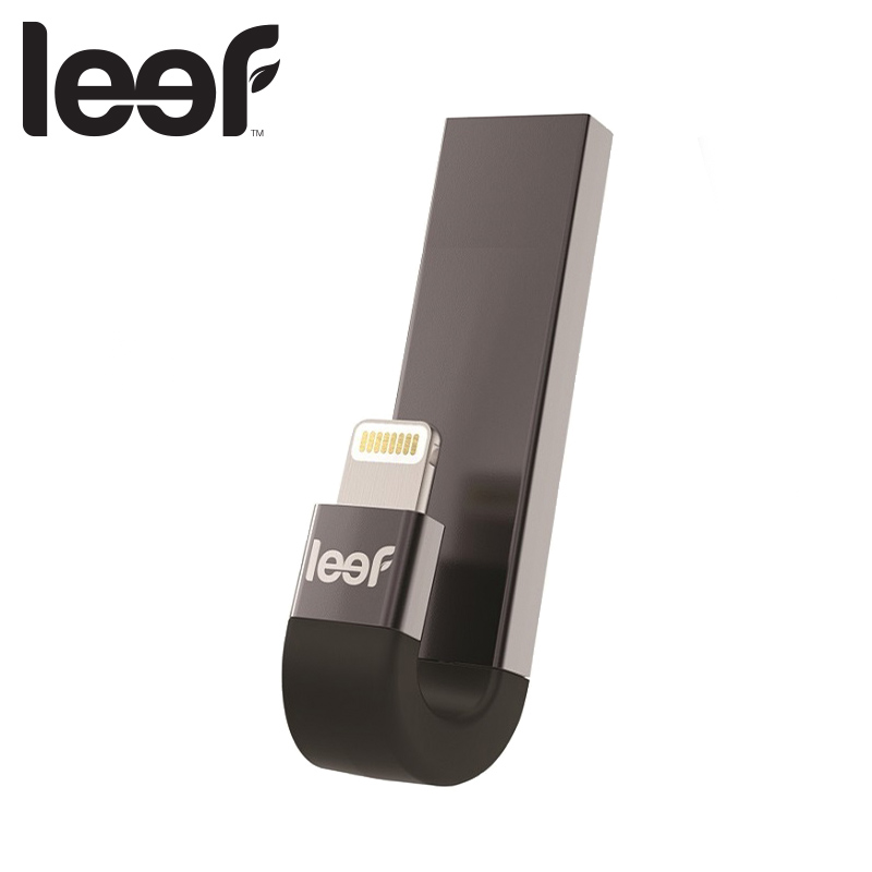 Фото - USB Flash Leef iBridge 128Gb USB 2.0 & Apple Lightning hoarder usb флешка leef ibridge 3 128gb черный