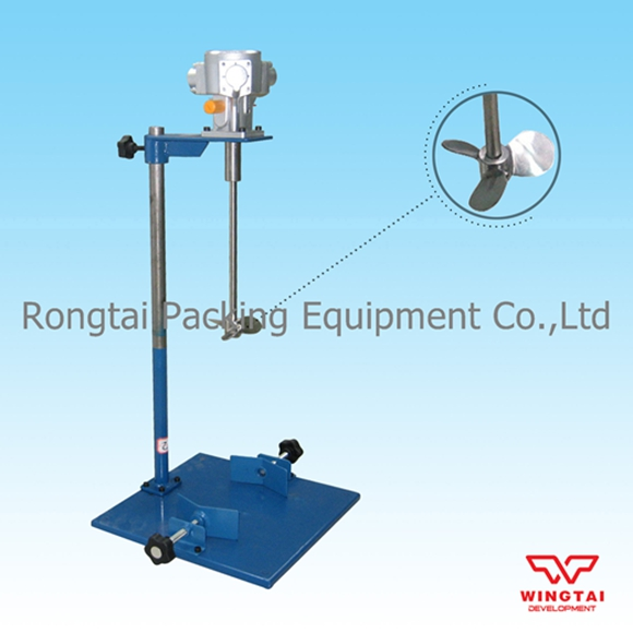EA230 Pneumatic Ink Mixing Machine Ink Agitator  For Paint ,Ink,Chemicals hand held pneumatic paint mixer stainless steel mixer blade ink mixer machine 5 gallons agitator pneumatic mixing