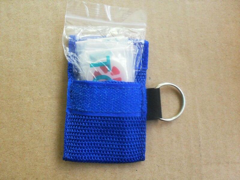 Homecare resuebreathing защита для искусственного дыхания с кольцом для ключей аварийная Первая помощь CPR спасательный ключ