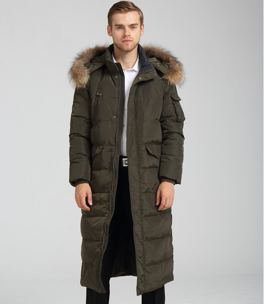 TOPS Men Winter Jacket Casual Hooded Long Sleeve Solid Thick Wadded Padded Jacket. Sold by Top Selling. $ $ U.S. Polo Assn. Men's Hooded Winter Coat. Sold by Sears. $ Fuerza Mens Winter Premium Down Wellon Raccoon Hooded Parka Jacket - .