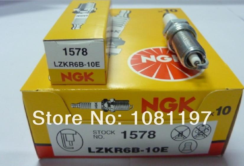 x4 NGK Spark Plugs LZKR 6B-10E 1578 Hyundai i30 1.4 1.6