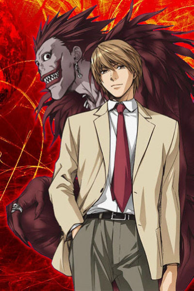 free shipping death note light yagami cosplay costume for halloween and christmas - Halloween And Christmas