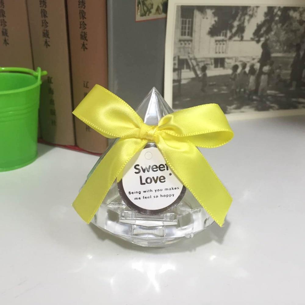 schöne geschenkbox kreative hochzeit und party liebe kristall - Partyartikel und Dekoration - Foto 1