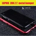 Rapier série luphie de metal case for lenovo zuk z2 aircraft aluminum bumper quadro carcaça do telefone