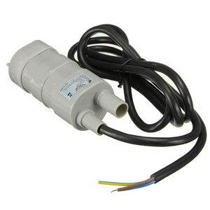 Image 5 - Bomba de agua de Mini Motor, 2 uds., 6 ~ 12V CC, 1,2 a, Micro sumergible, 600L/h, 12V CC