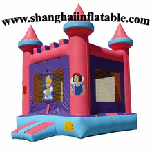 2016 PVC inflatable bounce house inflatable jumping bouncer inflatable playground with good quality for sale