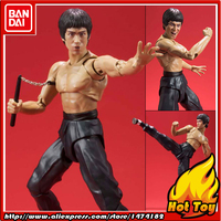 100 Original BANDAI Tamashii Nations S H Figuarts SHF Action Figure Bruce Lee