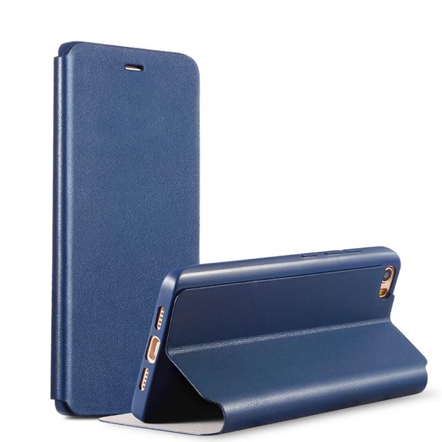 Frete grátis luxo tpu phone case couro para xiaomi 5 caso capa para o xiaomi mi5