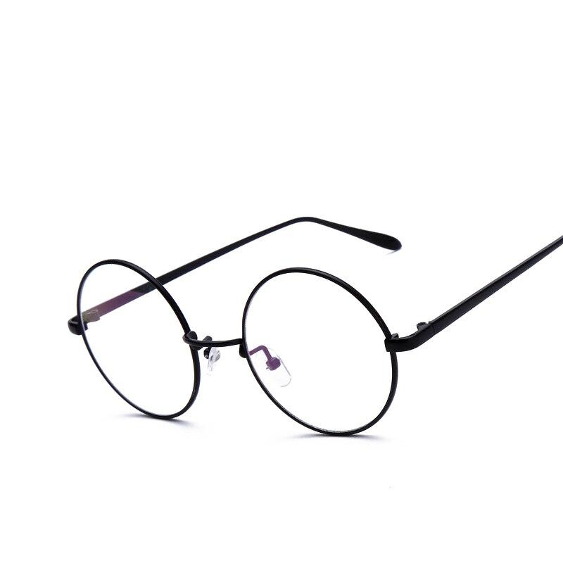 Eyeglass Frame Accessories : Vintage Eyewear frames women vintage Round glasses optical ...