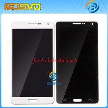 Repuesto para Samsung para la galaxia A7 pantalla táctil digitalizador asamblea A7000 LCD negro color blanco envío gratis con herramienta