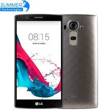 "Original LG G4 H815 H810 Unlocked Cell phones 5.5"" 3GB RAM 32GB ROM Hexa Core 16MP Refurbished Mobile Phone"