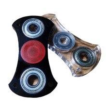 Hot Sale Fidget Spinner HandSpinner Metal Plastic Bearing Toy