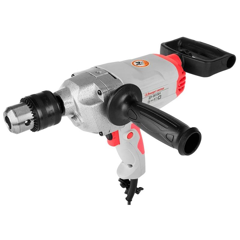 Drill Mixer Energomash DU-201301 tx 10pcs tungsten carbide drill bit tool set for metal 0 8mm cnc circuit board engraving instruments mini pcb drill bits kit