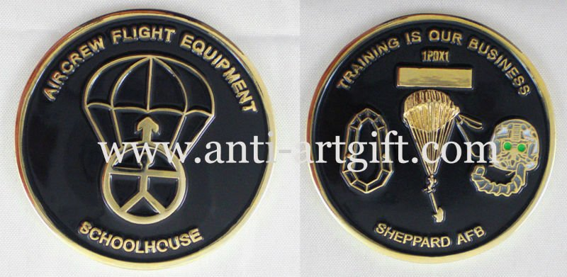 Пользовательские монеты Черный Эмаль памятный дизайн вашего логотипа высокого качества без MOQ Быстрое изготовление