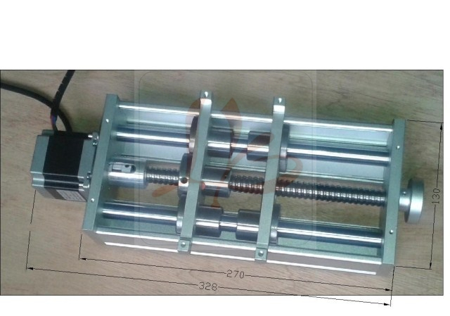 Free shipping LY A150 linear sliding platform for CNC milling machine free shipping high precision easson gs11 linear wire encoder 850mm 1micron optical linear scale for milling machine cnc