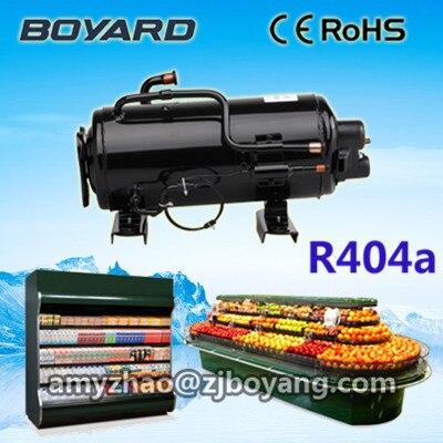 220V 60Hz 2HP Refrigeration Parts Application and CE Certification refrigerator compressor with R404a tp760 765 hz d7 0 1221a