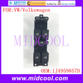 New Electric Master Power Window Switch use OE NO. 1J4959857D / 1J4 959 857 D for VW Volkswagen