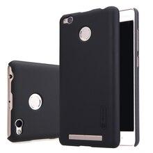 Бесплатная доставка Nillkin матовый Case для Xiaomi Redmi 3 Pro 5 »жесткий пластик back крышки с подарком Экран протектор для Redmi 3 Pro