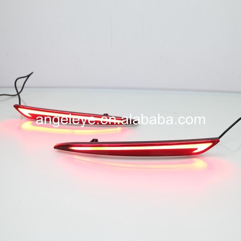 2014-2015 года для Форд Мондео Фьюжн бампера СИД свет