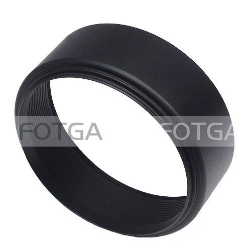 Fotga 52 мм винтовое крепление стандартная металлическая бленда объектива для Canon Nikon