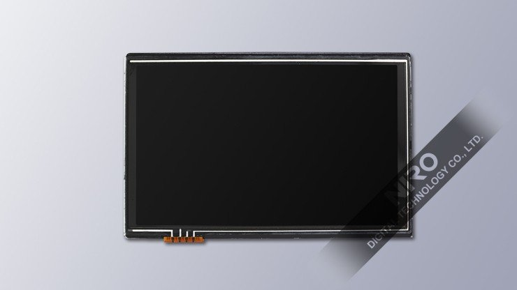 A+ автомобильный TFT ЖК-монитор от LQ070Y5DG01 ЖК-дисплей для Range Rover(2006) и обнаружение 3 и Range Rover Sport 4,2