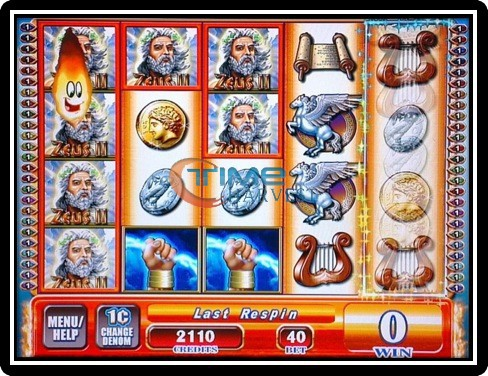 Casino Games Zeus