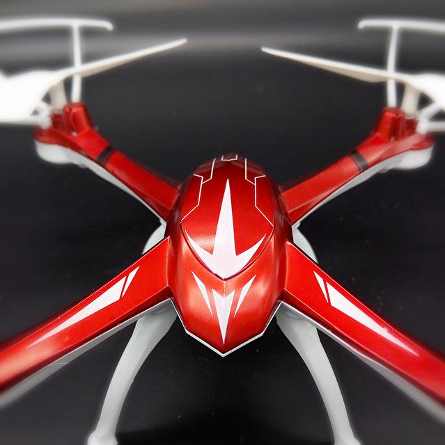 Com ou sem câmera câmera zangão voando Dron Quadrocopter Drone helicóptero de Controle de rádio Dron com câmera profissional