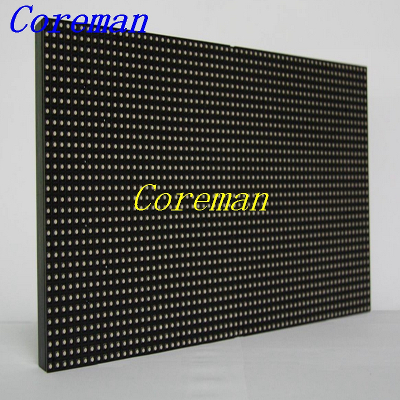 2016 New! Coreman P2.5 HD Video LED Display Module Size 160 X 80mm Full Color Indoor Outdoor Single Color Led Panel P3 P4 P5 P6