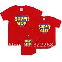 бесплатная доставка! 9 цвет лучшее качество 100% хлопок супер семья одежда RST одежда летняя одежда дети родители-ребенок