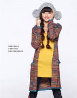 Hit! новинка женская куртка с caption smashing цветов свитер кардиган пальто