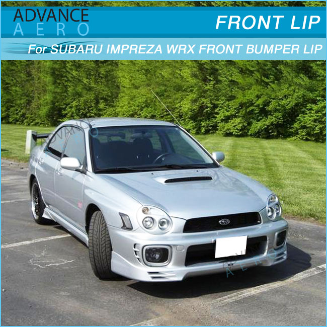 2002 subaru impreza wrx sti body kit